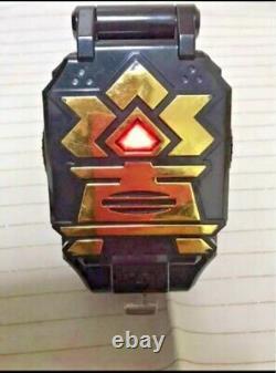 Samurai Sentai Shinkenger Shinkenmaru Inromaru Power Rangers Cosplay Collection