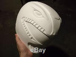 Screen Cast Red Power Ranger Tyrannosaurus Helmet Mighty Morphin Mmpr Cosplay