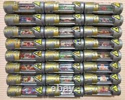 Sentai Kyoryuger Legend Beast Battery 24set Complete Power Rangers Cosplay USED