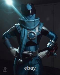 Sentai Kyuranger Sky Blue Cosplay Power Rangers