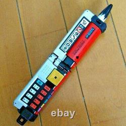 Shinkenger DX shodophone POWER RANGERS SAMURAI Morpher Cosplay goods toy USED