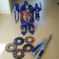 Shinkenger Daigoyo Saba Sword Power Rangers Collection Goods Cosplay