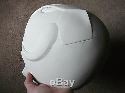 Stunt Cast Black Power Ranger Mammoth Helmet Kit Mighty Morphin Mmpr Cosplay