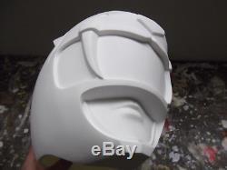 Stunt Cast Yellow Power Ranger Sabertooth Helmet Mighty Morphin Mmpr Cosplay