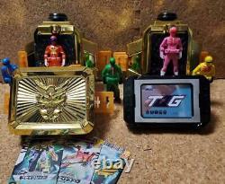 Super Sentai Transformation Item Set Collection Goods Power Rangers Cosplay