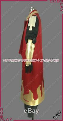 Sword Art Online the Movie Ordinal Scale Tsuboi Ryoutarou Klein Cosplay Costume
