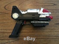 Thermo Blaster Vintage Power Rangers Lightspeed Rescue Gun 1999 Works Cosplay