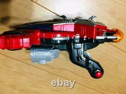 Utyu Sentai Kyuranger henshin Controller DX Seiza Blaster Power Rangers Cosplay