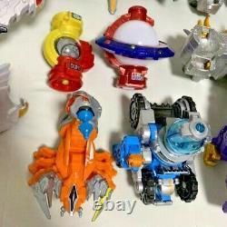 Utyu sentai Kyuranger DX Ryuteio Kyureno Kyutama Ho-Oh Power Rangers Cosplay toy