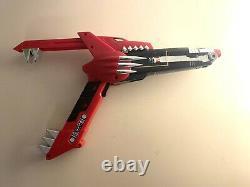 Vintage 1991 MMPR Power Rangers Power Blaster Sword Gun Dagger WORKING COSPLAY