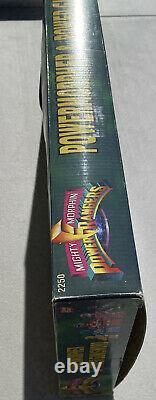 Vintage Bandai 1993 Mighty Morphin Power Rangers Power Gun Sword Morpher Cosplay