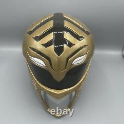 White Power Ranger Helmet Mighty Morphin Cosplay Mask Costume (Aniki Cosplay)