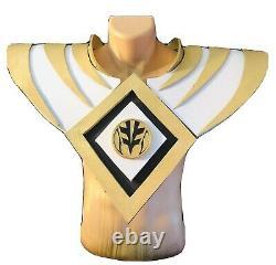 White Ranger Dragon Shield