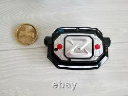 White Ranger Legacy Morpher Movie Edition by Bandai With Coin Tommy Cosplay Toy