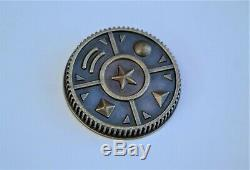 Zeo Tribal Legacy Power Coins-Gold & Weathered Prop Cosplay Master Morpher